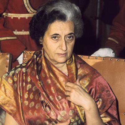 தியாக தீபம் – அன்னை இந்திரா (1917 – 1984)