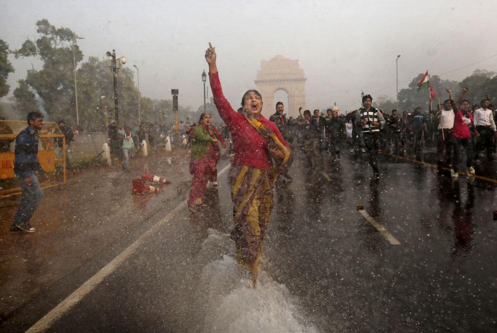 தில்லி பாலுறவு பலாத்காரத்துக்கு எதிரான மக்கள் பேரணி