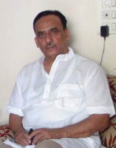 A.I Syed, retired ADG Police