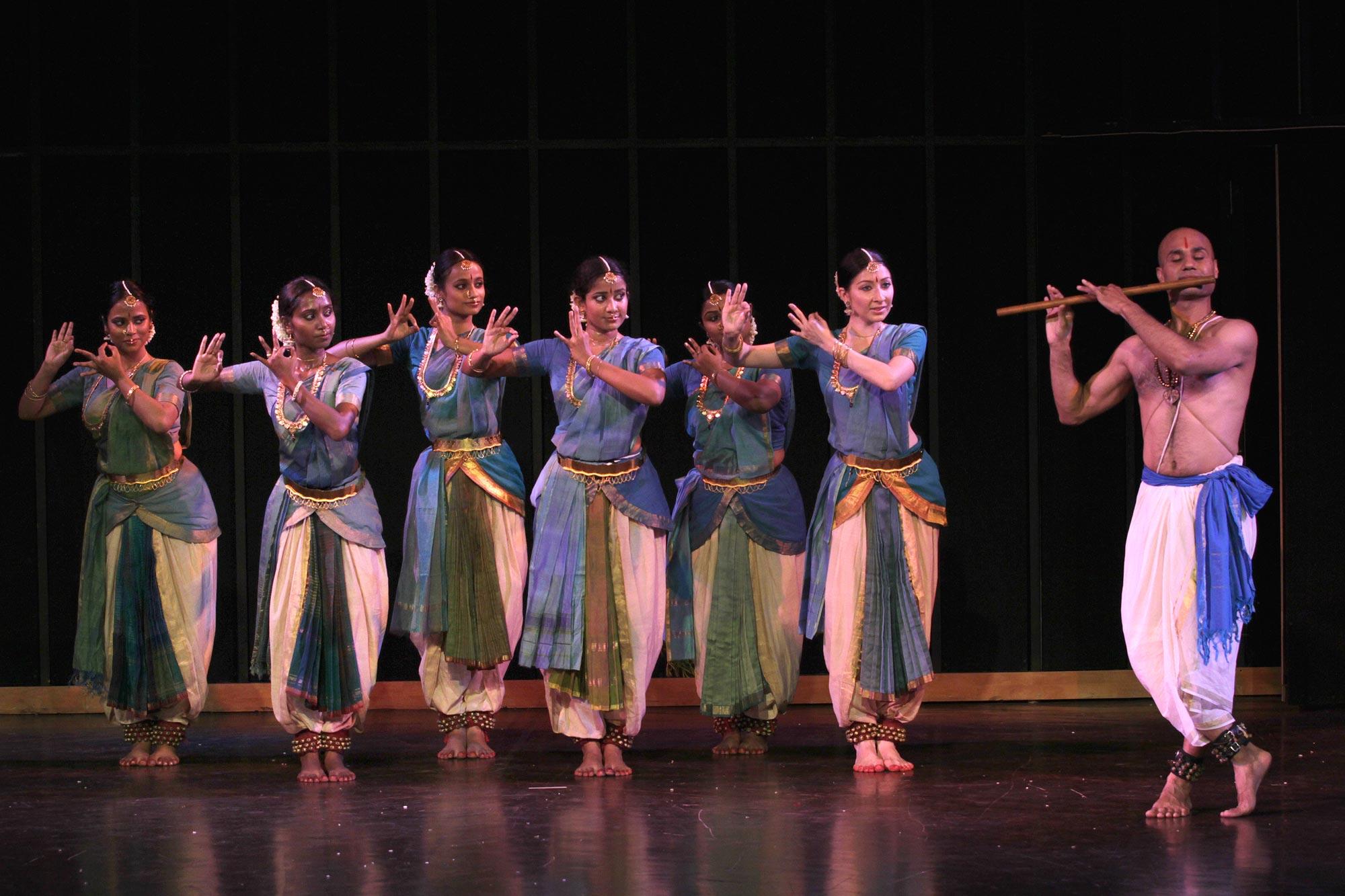 யதார்த்தாவின் 'யமுனா சூத்ரா' நாட்டிய விழா