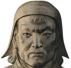 genghis-khan-bust