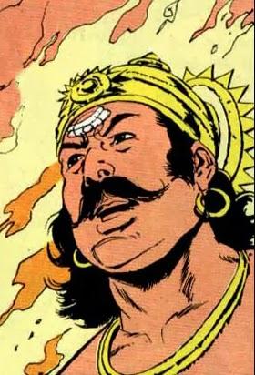 ஸ்ரீ கிருஷ்ண சரித்திரம் – அத்தியாயம் 7  ஜராசந்தன்
