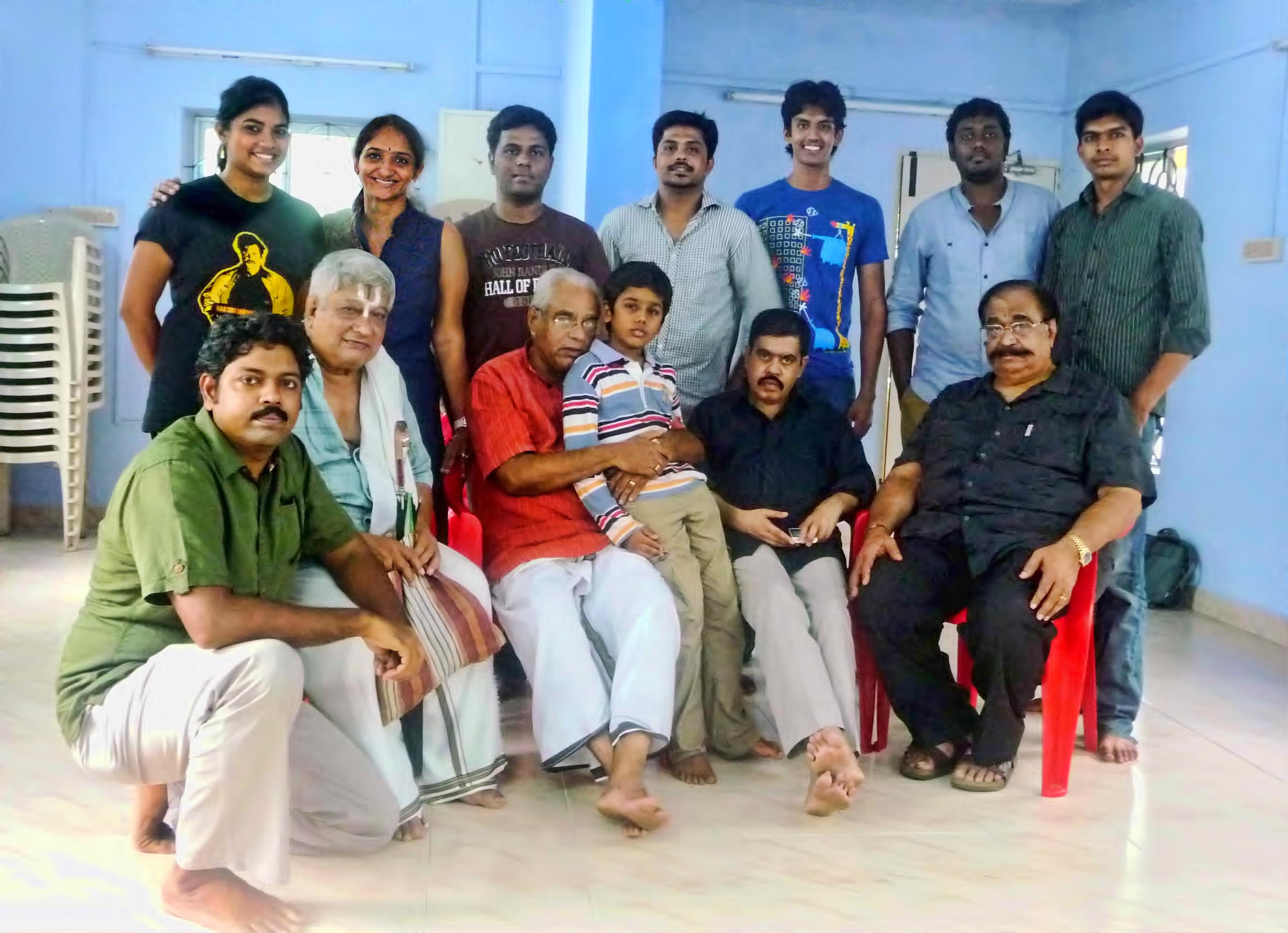 Shraddha – 3 short plays from Era.Murukan