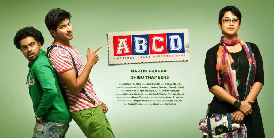 ஊடகங்களின் கதாநாயகர்கள் – ABCD (American Born Confused Desi) (கேரளா, இயக்குநர்- மார்ட்டின் பிரக்காட்)