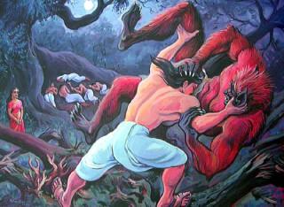 ஸ்ரீ கிருஷ்ண சரித்திரம்  அத்தியாயம் 12  ஜராசந்த வதம்