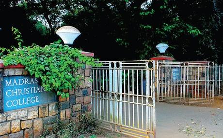 தொடுவானம்   29.  சென்னை கிறிஸ்துவக் கல்லூரி