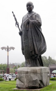 Xuanzang_statue