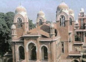 Madras University Centinary Hall