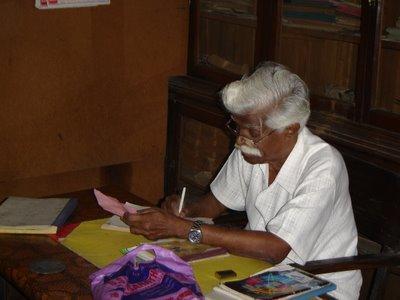 இலக்கியவாதிகளின்   இதயத்தில்  இடம்பிடித்த சாகித்தியரத்தினா வரதர்
