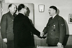 Netaji and Hitler