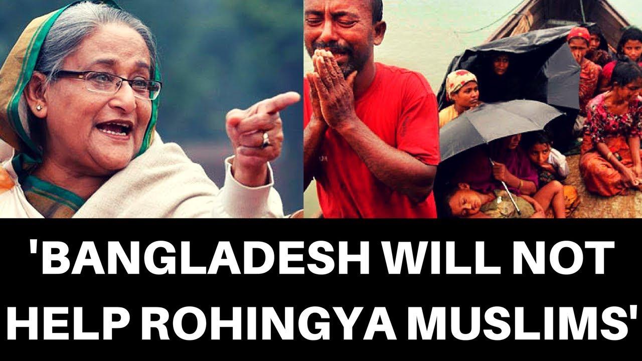ரோஹிங்யா முஸ்லிம்களும் தேசப்பாதுகாப்பும்