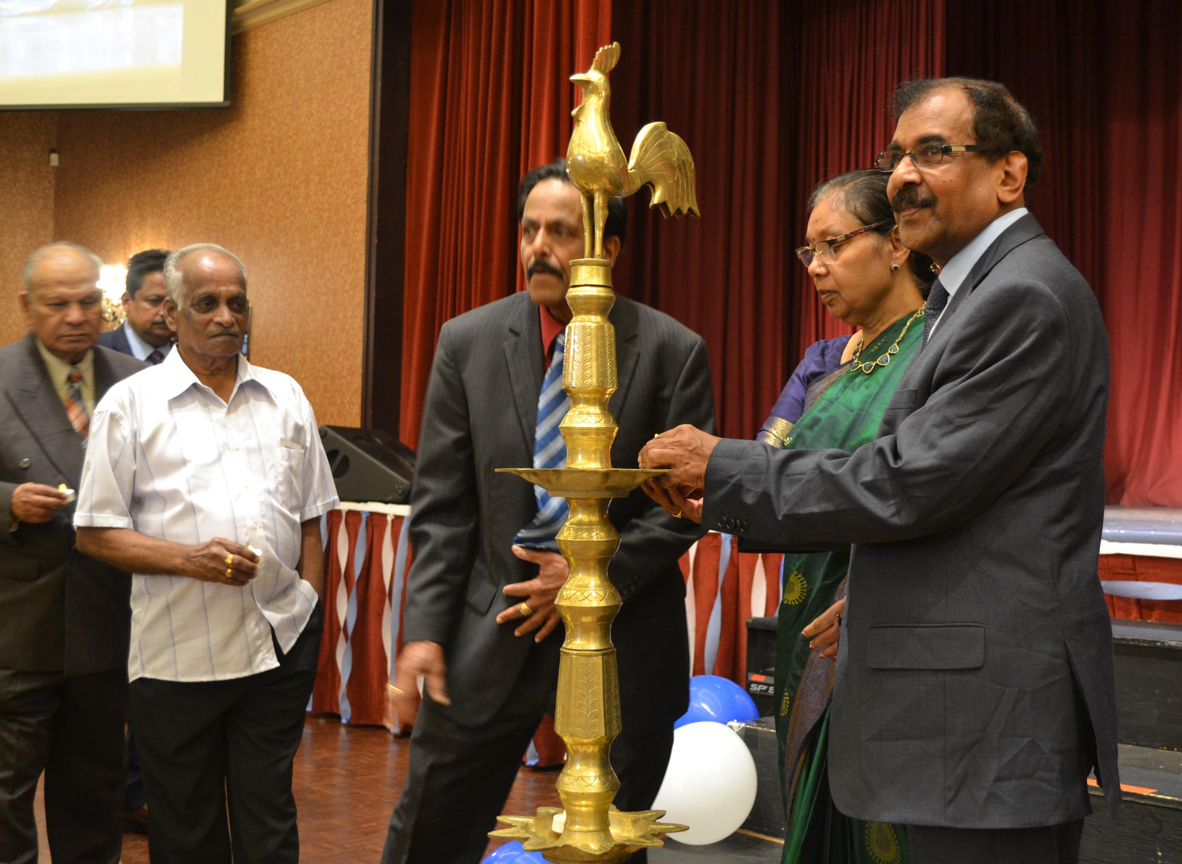 10வது ஆண்டு நிறைவு விழாவைக் கொண்டாடிய சொப்கா குடும்ப மன்றம்.