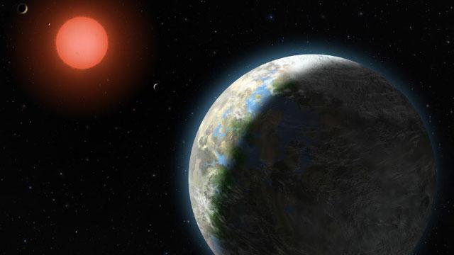 புறக்கோள் அறிமுகம்: திரவ நிலையில் தண்ணீருடன் இருக்கக்கூடிய புறக்கோள்  (exoplanet) கண்டுபிடிப்பு