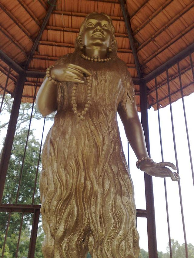 மெய் வழி பயணத்தில் பெண்ணுடல் 4 – அக்கா மகாதேவி