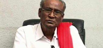 அஞ்சலிக்குறிப்பு: விடைபெற்ற தோழர் தா. பாண்டியன் ( 1932 – 2021 )